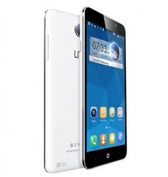 UMI C1 use 5.5 inch Screen, with MTK6582 quad core 1.3GHz processor, UMI C1 smartphone has 1GB RAM, 16GB ROM, 3.2MP front and 13MP rear dual camera, installed Android 4.4 OS.