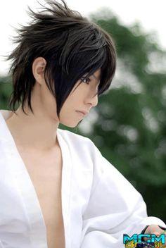 Resultado de imagem para sasuke cosplay perfeito