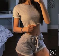 ,love this body goals motivation training workouts plan Lazy Outfits, Sporty Outfits, Trendy Outfits, Girl Outfits, Summer Outfits, Fashion Outfits, Fashion Fashion, Mode Streetwear, Skinny Girls