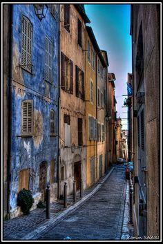 Marseille - département des Bouches-du-Rhône