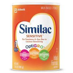 1.41 Lb Powder Ingenious Similac Sensitive Non-gmo Infant Formula With Iron 1 Tub