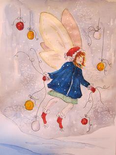 The Christmas Fairy by Heidi Eljarbo