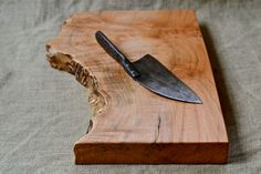 chef's cutting board or wood centerpiece 568 - RedOnionWoodworks - $169.00
