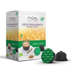 ORZO BIOLOGICO Biogetreide-Kaffee Dolce Gusto® kompatibel