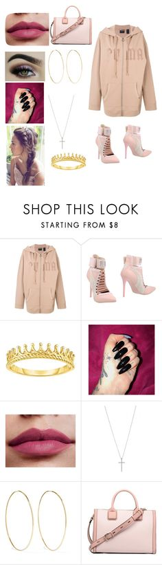 """""""Airports are not my thing"""" by jazmin-576 on Polyvore featuring moda, Puma, Avon y Magda Butrym"""