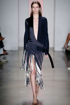 Dion Lee Spring 2016 Ready-to-Wear Fashion Show
