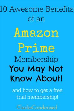 Amazon secrets how to get amazon coupons free stuff and deals amazon prime benefits fandeluxe Images