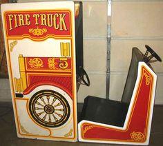 Image detail for -Atari Fire Truck Arcade Video Game of 1978 atwww.pinballrebel.com