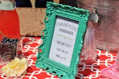 Print this free sign for your mimosa bar!