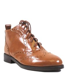 Chelsea Crew Tan Dressler Ankle Boot by Chelsea Crew #zulily