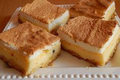 Habos túrós pite - Gyors süti Hungarian Desserts, Tiramisu, Quiche, Cheesecake, Pie, Ethnic Recipes, Food, Candy, Torte