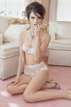 Browse the latest wedding and bridal lingerie collections (BridesMagazine.co.uk)