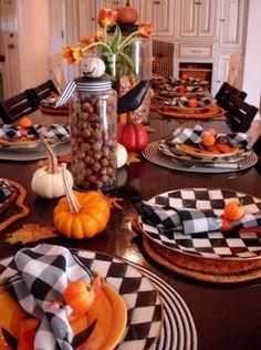 dia de brujas decoracion casas - Buscar con Google