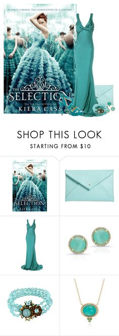 The Selection - Kiera Cass by ninette-f on Polyvore