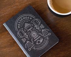 Messenger Coffee Mega Scout Books