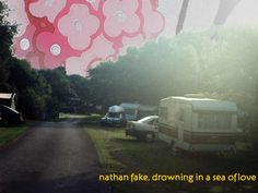 More artwork from Nathan Fake albums etc