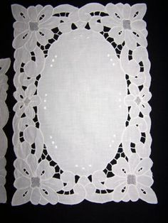 Vintage cutwork embroidery 1970s richelieu embroidery by MyWealth, $4.30 - Google Search - Google Search
