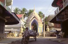 Battambang is on the way to Pailin, famous for its casinos and gem mining. It can be reached by plane, car, bike or boat. You can spend two days going around the countryside visiting the important sites, all of which lie within thirty or forty kilometres of the city.  http://exploretraveler.com/ http://exploretraveler.net