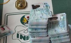Man Caught With 25 PVCs in Edo State