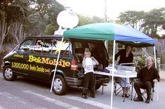 Internet Archive: Bookmobile