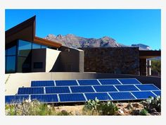 gound mounted solar panel solution - Home and Garden Design Idea's