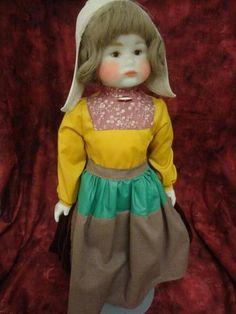 Lewis Sorensen wax doll