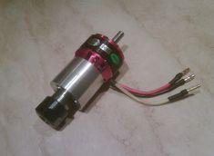 Brushless DC Motor – CNC High Speed Spindle | Raynerd.co.uk