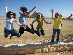 Culver-Stockton students studied chemistry, biology, art and religion in Egypt during a 3-week course.