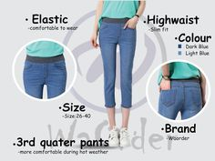 Premium quality and comfort experience since Confidence shown in every inch available from size S to XXXXL. Buy Jeans Online, Korean Jeans, Light Blue, Skinny Jeans, How To Wear, Pants, Stuff To Buy, Women, Fashion