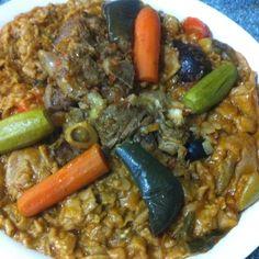 من المطبخ السعودي اخترنا لكم الطبق الرئيسي وهو المرقوق. تعلمي طريقة تحضيره بالخطوات  #تطبيق_طبخي #طبخي #طبخات #طبختي