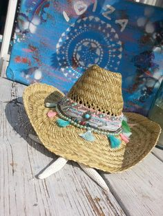 Ibiza Hats made by Hip & Handsome by Cloe Amsterdam