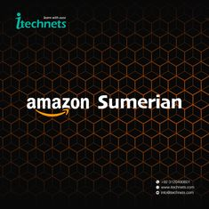 #Amazon #Sumerian lets you create and run virtual reality (VR), #augmented reality (AR), and #3D #applications quickly and easily without requiring any specialized #programming or 3D #graphics expertise. We are excited to announce the launch short #courses in VR and AR using Amazon Sumerian. Training Courses, Training Programs, Workspace One, Artificial Intelligence News, Internet Marketing Course, Speech Recognition, Sumerian, Interactive Learning