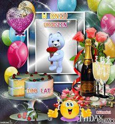 W DNIU URODZIN Birthdays, Happy Birthday, Children, Happy, Gifts, Anniversaries, Happy Brithday, Young Children, Boys