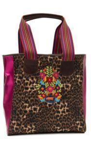 Consuela® Leopard Marilyn Classic Tote   Cavender's Diaper Bag!