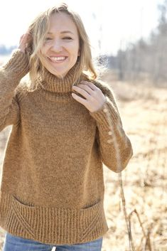 Knitting Daily, Knitting Charts, Knitting Yarn, Casual Fall Outfits, Complete Outfits, Knitting Designs, Sweater Weather, Dress To Impress, Knitwear