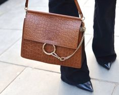A Londoner with passion for fashion and other things Faye Bag, Chloe Bag, Best Bags, Little Bag, Clutch Bag, Leather Bag, Purses And Bags, Shoulder Bag, Handbags