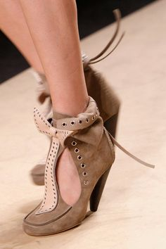 Isabel-Marant spring 2014 shoes