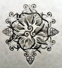 "Divine Mother & Creator ""Web of Life"" Mandala – Sacred Tattoo Design - Modern Design Tattoo, Mandala Tattoo Design, Tribal Tattoo Designs, Ankle Tattoo Mandala, Mandalas Painting, Mandalas Drawing, Tattoo Life, Mini Canvas, Flower Girls"