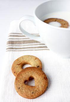 la formula del biscotto: esperimento 27: ciambelline al caffè