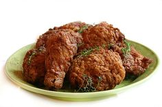 Buttermilk Brined Southern Fried Chicken by Beth Kirby | {local milk}, via Flickr