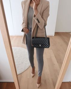 Classy Outfits, Chic Outfits, Fashion Outfits, Work Outfits, Workwear Fashion, Work Fashion, Autumn Fashion Casual, Autumn Winter Fashion, Fall Winter