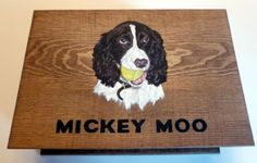 In memory of Mickey Moo