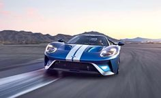 Cool Ford   Ford Gt Greg Pajo Top Gears Grand