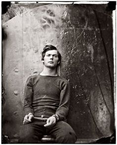 Lewis Thornton Powell… even if he was a conspirator. He was one of four people hanged for the Lincoln assassination conspiracy.