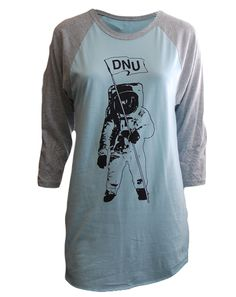 Delta Nu Out Of This World Long Sleeve by Adam Block Design | Custom Greek Apparel & Sorority Clothes | www.adamblockdesign.com