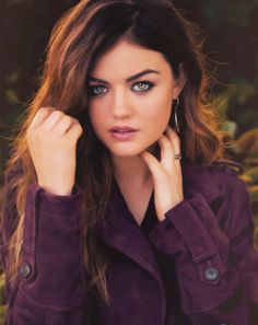 Lucy Hale. you are gorgeous.