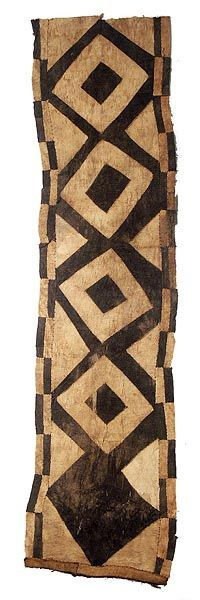 Kuba Barkcloth textile 32