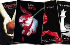 MEGA PDF BOOKS: SAGA LIBROS CREPUSCULO