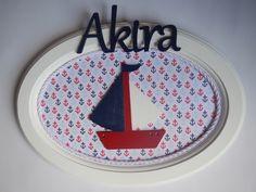 Quadro Porta Maternidade Náutico, Akira