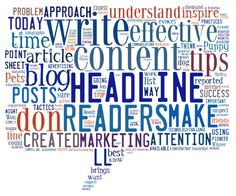HEADLINES: A 9-Letter Cheat Sheet for Writing a Winner Every Time